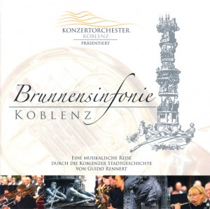 CD-Cover Brunnensinfonie